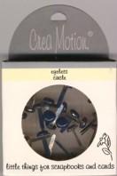 Crea Motion-Brads-Motivklammern-blau-8mm