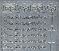Zier-Sticker-Bogen-Zur Kommunion-267s