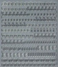 Zier-Sticker-Bogen-Alphabet-abc-Gothic-287s