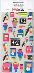 CREApop-Softy-Sticker-Bogen-HobbyFun-HF122-Einschulung/Schulanfang