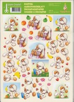 3D Etappen-Bogen -Mylo & Friends 10 - lesen