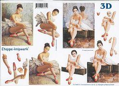 3D Etappen-Bogen-Ballerina-4169135