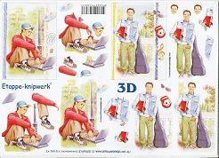 3D Etappen-Bogen - Jungs/ Teenager-4169665
