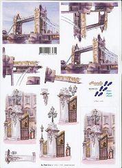 3D Etappen-Bogen-8215131-England / London