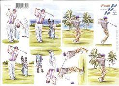 3D Etappen-Bogen-Golf-8215134