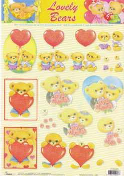 3D-Etappen-Bogen-Lovely Bears-StudioLight  009